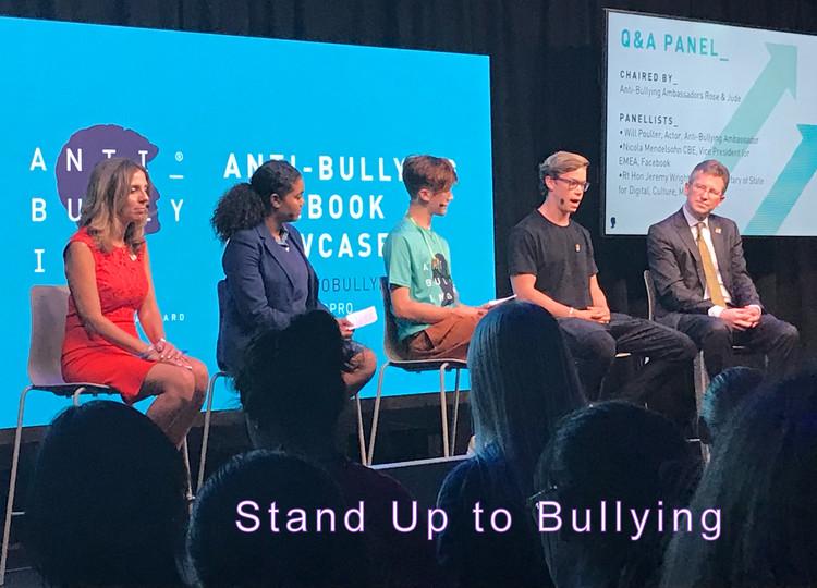 The Diana Award Anti-Bullying Facebook Showcase